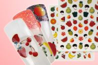 Nail Art Fruit Punch Sticker