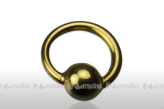 nail piercing ring gross durchmesser 5 mm kugel 2 5 mm 1 99 euro. Black Bedroom Furniture Sets. Home Design Ideas