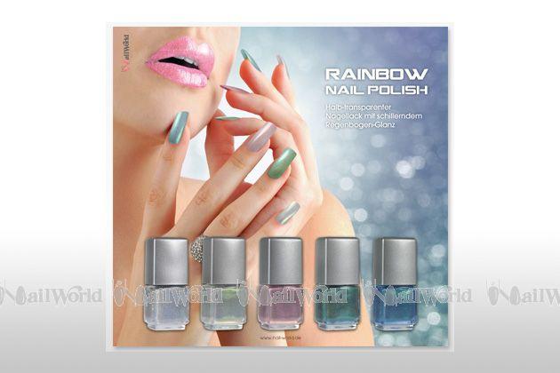Hochglanzversiegelung rainbow Scholl NEO