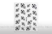 Nail Art Decals - Fußball-Flames